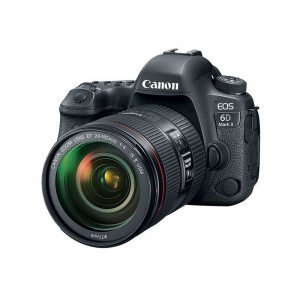دوربین دیجیتال کانن مدل EOS 6D Mark II به همراه لنز 24-105 میلی متر F4 L IS II STM