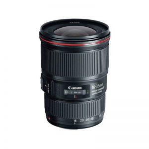 لنز دوربین کانن مدل EF 16-35mm f/4L IS USM