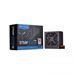 منبع تغذیه کامپیوتر سیلوراستون مدل Essential SST-ST50F-ES230 V1.0
