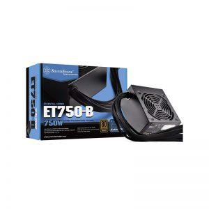 منبع تغذیه کامپیوتر سیلوراستون مدل Essential SST-ET750-B