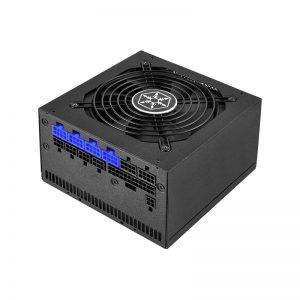 منبع تغذیه کامپیوتر سیلوراستون مدل Strider Titanium SST-ST60F-TI
