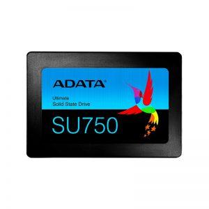 حافظه اس اس دی ای دیتا مدل Ultimate SU750 256GB