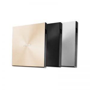درایو DVD اکسترنال ایسوس مدل SDRW-08U9M-U Ultra-Slim