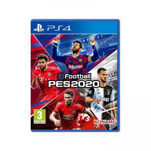 بازی EFootball PES 2020 مخصوص PS4