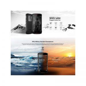 گوشی موبایل دوجی مدل S55 Lite دو سیم کارت ظرفیت 16 گیگابایت