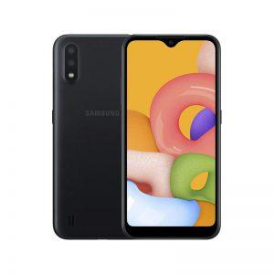 گوشی موبایل سامسونگ مدل Galaxy A01 دو سیمکارت ظرفیت 16 گیگابایت