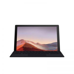 تبلت مایکروسافت مدل Surface Pro 7 – A به همراه کیبورد مایکروسافت