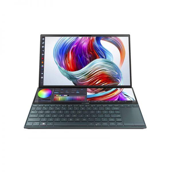 لپ تاپ 14 اینچی ایسوس ZenBook Duo UX481FLC
