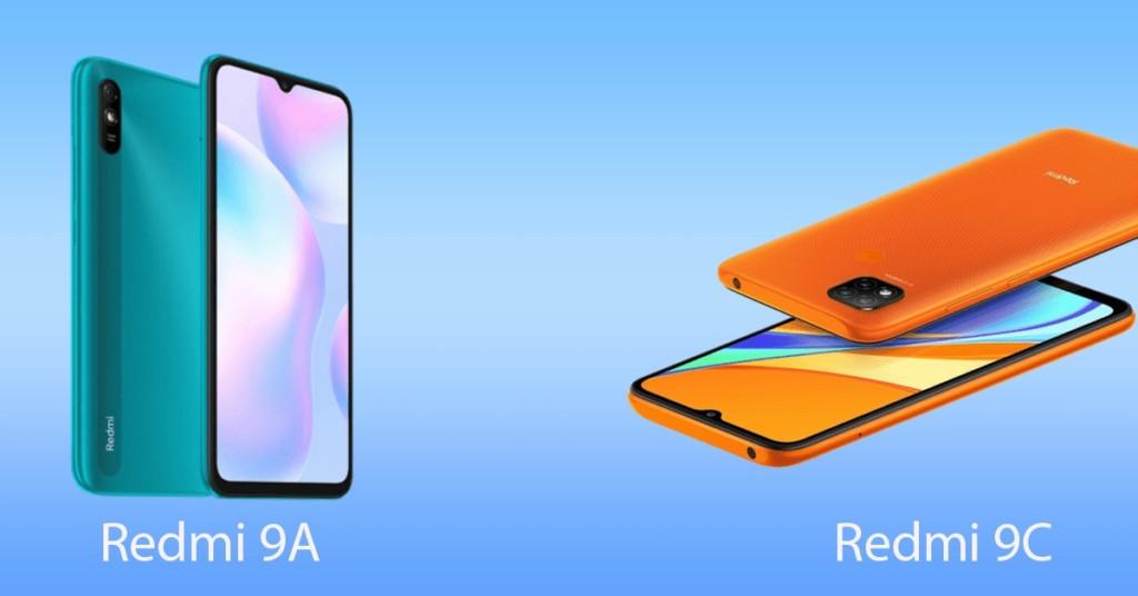 گوشی موبایل Remdi 9A و Redmi 9C معرفی شد