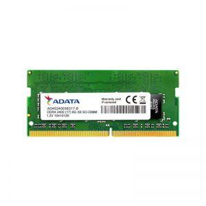 رم لپ تاپ ای دیتا CL17 DDR4 2400MHz ظرفیت 8 گیگابایت