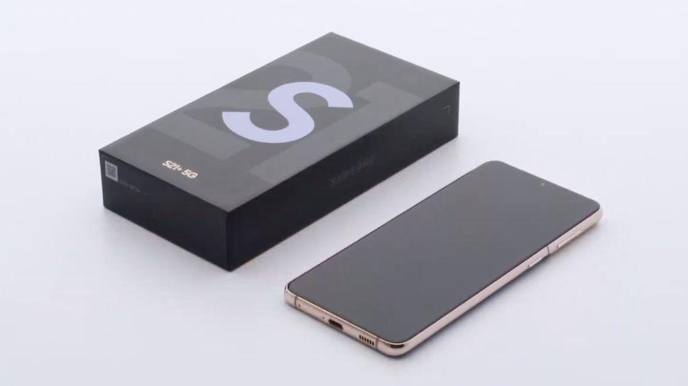 گوشی موبایل سامسونگ مدل Galaxy S21 5G ظرفیت 128