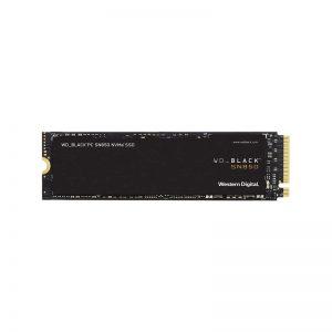 حافظه SSD وسترن دیجیتال مدل BLACK SN850 NVME ظرفیت 1 ترابایت